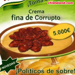 Crema de Chorizo