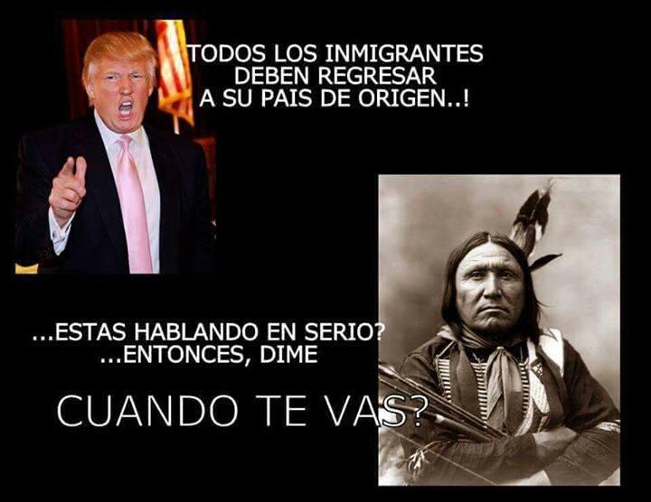 Váyase Señor Trump, Váyase
