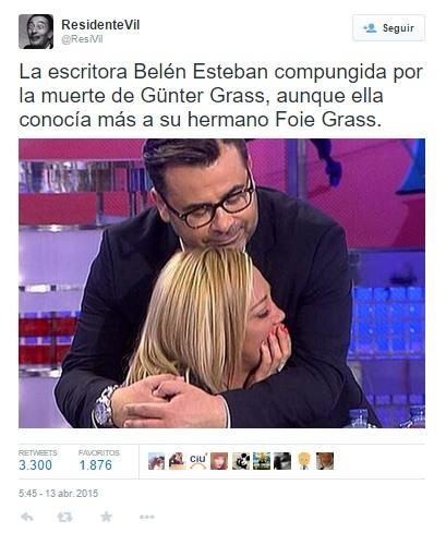 Pobre Belén Esteban