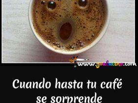 Café Sorprendido