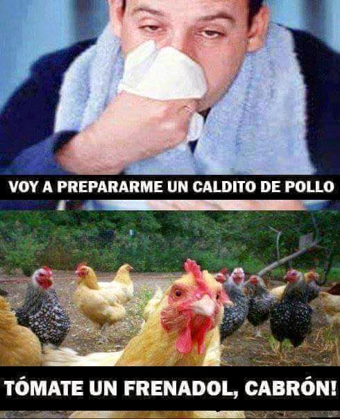 Caldito de Pollo