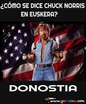 Chuck Norris Vasco