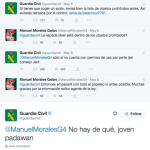 Trolleo Guardia Civil