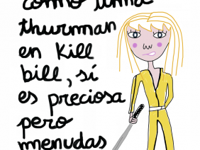 La Vida y Uma Thurman