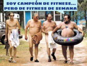 Fitness de Semana