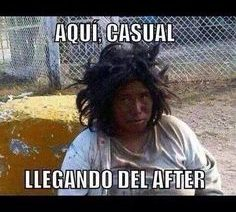 After Casual