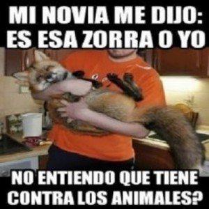 O Esa Zorra O Yo