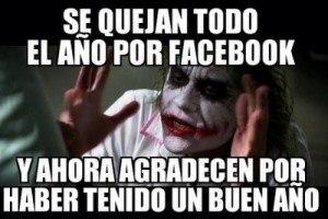 Quejas por Facebook