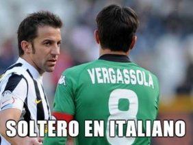 Soltero en Italiano
