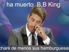 Sergio Ramos y BB King