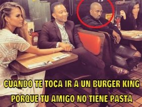 Burger King Vs Restaurante de Verdad