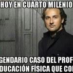 Profesor Corriendo