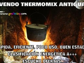 Vendo Thermomix Antigua
