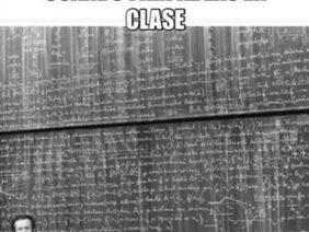Cuando Parpadeas en Clase