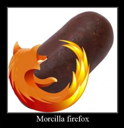 Morcilla Firefox