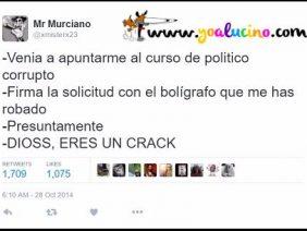 Político Corrupto