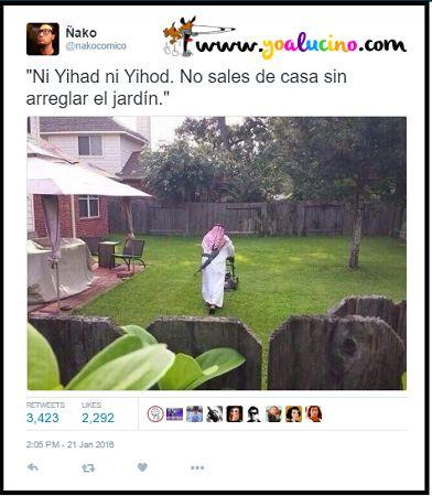 Ni Yihad ni Yihod