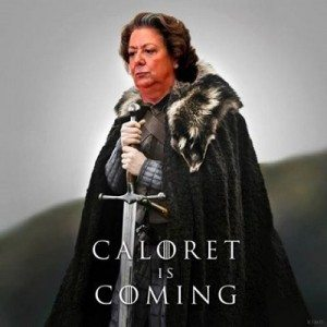 Caloret is Coming
