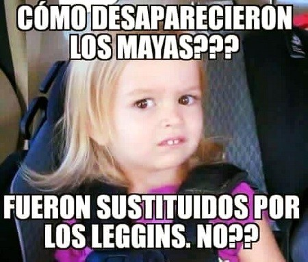 mayas y leggings
