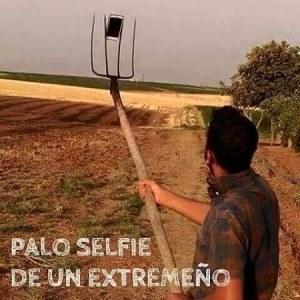 Palo Selfie Extremeño