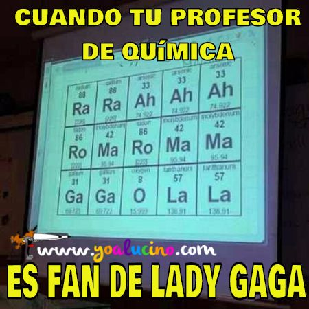 Fan de Lady Gaga