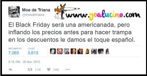 Americanada Black Friday