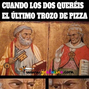 El Ultimo Trozo de Pizza