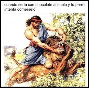 Chocolate al Suelo