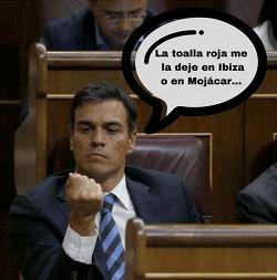 Toalla Roja