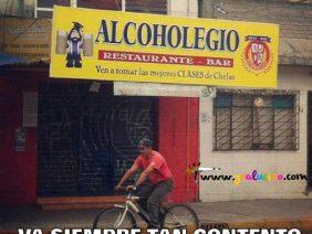 Alcoholegio
