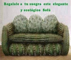 Sofá Ecológico