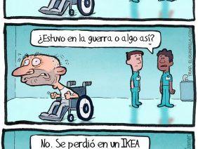 Estrés Post Ikea