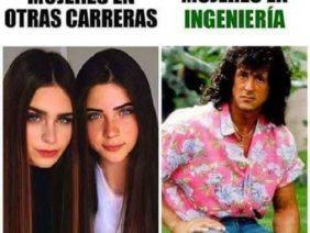 Mujeres en Ingeniería