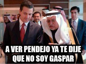 No Soy Gaspar
