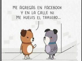 Me Agregas en Facebook