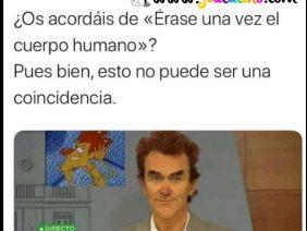 Fernando Simón y los Virus del Cuerpo Humano