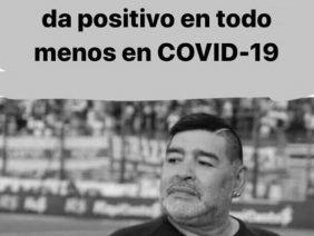 Maradona y el Covid19